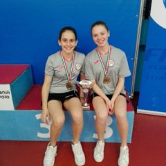 Campionati Italiani Giovanili. Ancora un bronzo per Visentin e Valotto