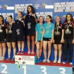Campionati Italiani Giovanili. Chiara e Sofia sul podio del doppio