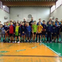 Ping Pong Kids e Trofeo Coni. Giovani speranze in campo a Sarmeola