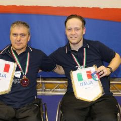 Campionati nazionali paralimpici. Tt Vicenza e Bentegodi in campo a Moncalieri