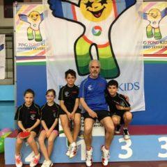 Ping Pong Kids 2016
