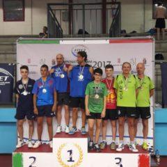 Campionati Italiani di Categoria. Ronco e Giri di bronzo nel doppio terza!