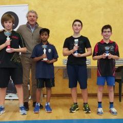 Torneo categoria e giovanile di Montegrotto. Lo spettacolo è servito e che bravi i giovani!