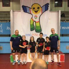 Manifestazione Nazionale Ping Pong Kids