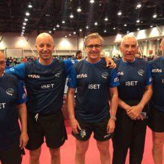 I veterani veneti ai mondiali di Las Vegas