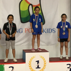 Ping Pong Kids 2019