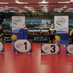 Campionati Italiani Giovanili. Giorgia Filippi di bronzo nella categoria Ragazzi